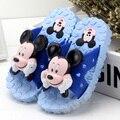 Горячая продажа! 2015 Новых детей способа сад обувь для детей мультфильм сандалии детские летние тапочки, высокое качество детский сад сандалии