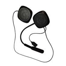 VODOOL мотоциклетные Bluetooth гарнитура для шлема MH03 Беспроводной наушников стерео Динамик для мотоцикл роллер шлем наушник для переговорного устройства