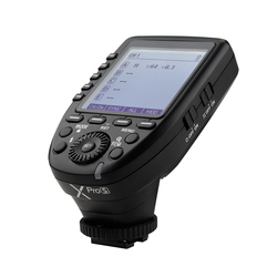Godox XproS TTL Wireless Flash Trigger Transmitter Support TTL Autoflash 1/HSS Large LCD  for Sony