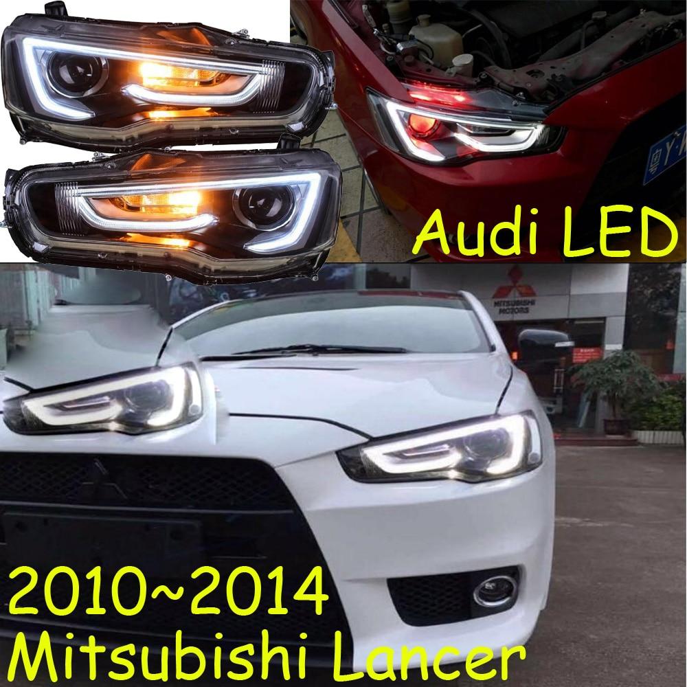 HID,2008~2015,Car Styling,Lancer Headlight,Endeavor,ASX,3000GT,Expo,Eclipse,verada,pajero,Triton,nimbus,Lancer head lamp