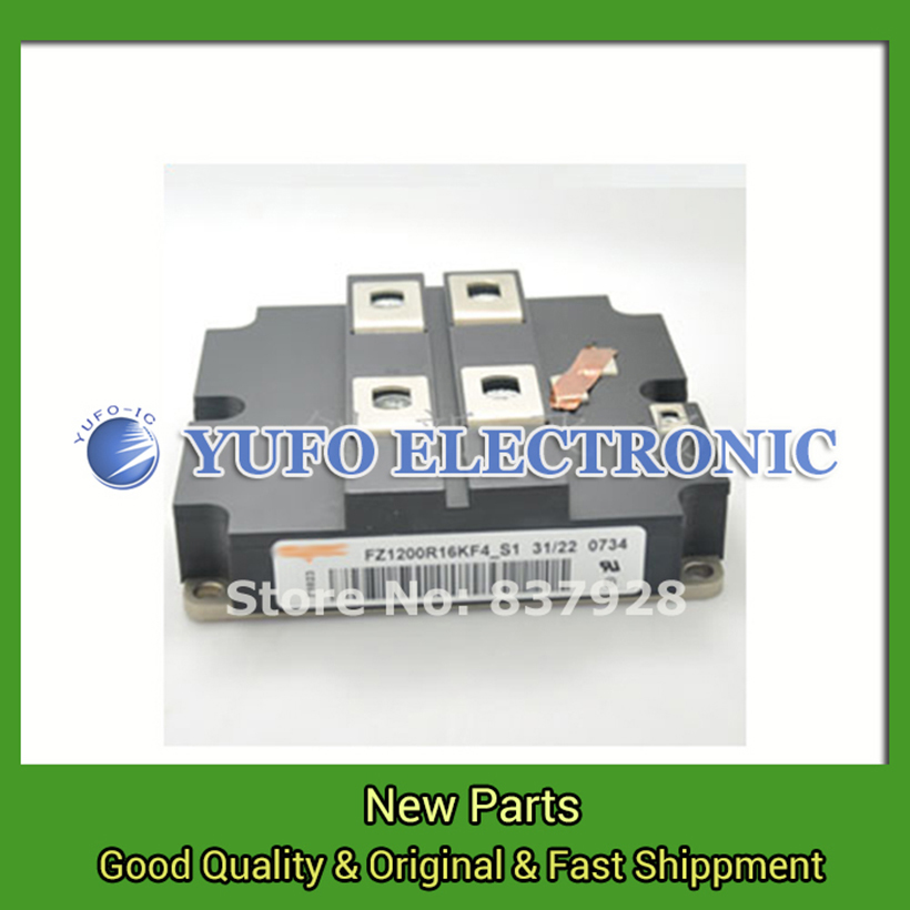 Free Shipping 1PCS  Ying Fei Lingou FZ1200R16KF4_S1 Parker power module genuine original spot Special supply YF0617 relay 7mbr75ub120 genuine power igbt module spot xzqjd