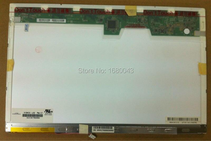 N154C3-L02 fit B154PW02 V.2 B154PW01 V.0 V.1 N154C1-L02 CLAA154WP04A CLAA154WP01A 1440X900 1 CCFL LCD SCREEN 30 PIN