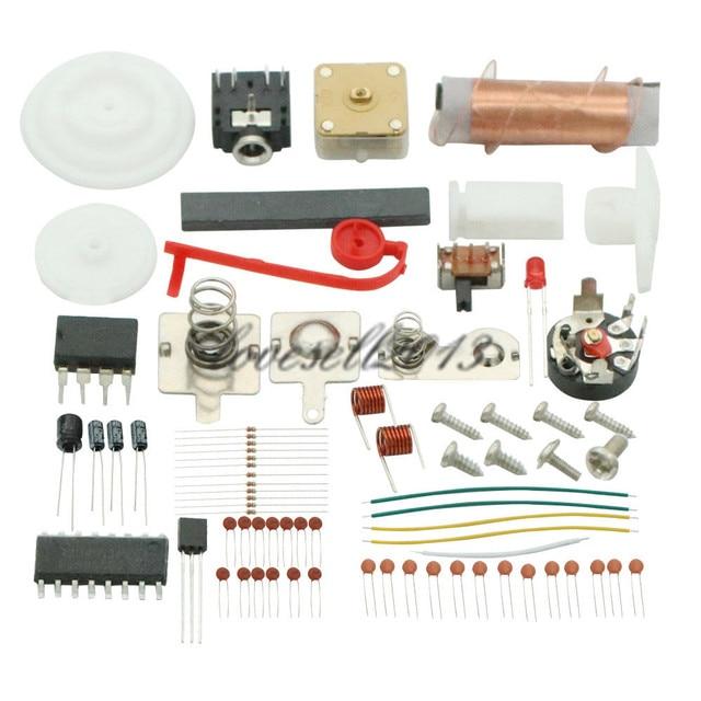 1 סט AM / FM סטריאו AM רדיו ערכת/DIY CF210SP חבילת ייצור אלקטרוני