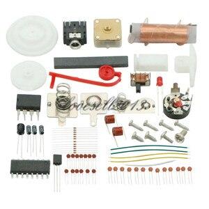 Image 1 - Juego de radio AM / FM estéreo AM, kit de producción electrónica, bricolaje, CF210SP, 1 unidad