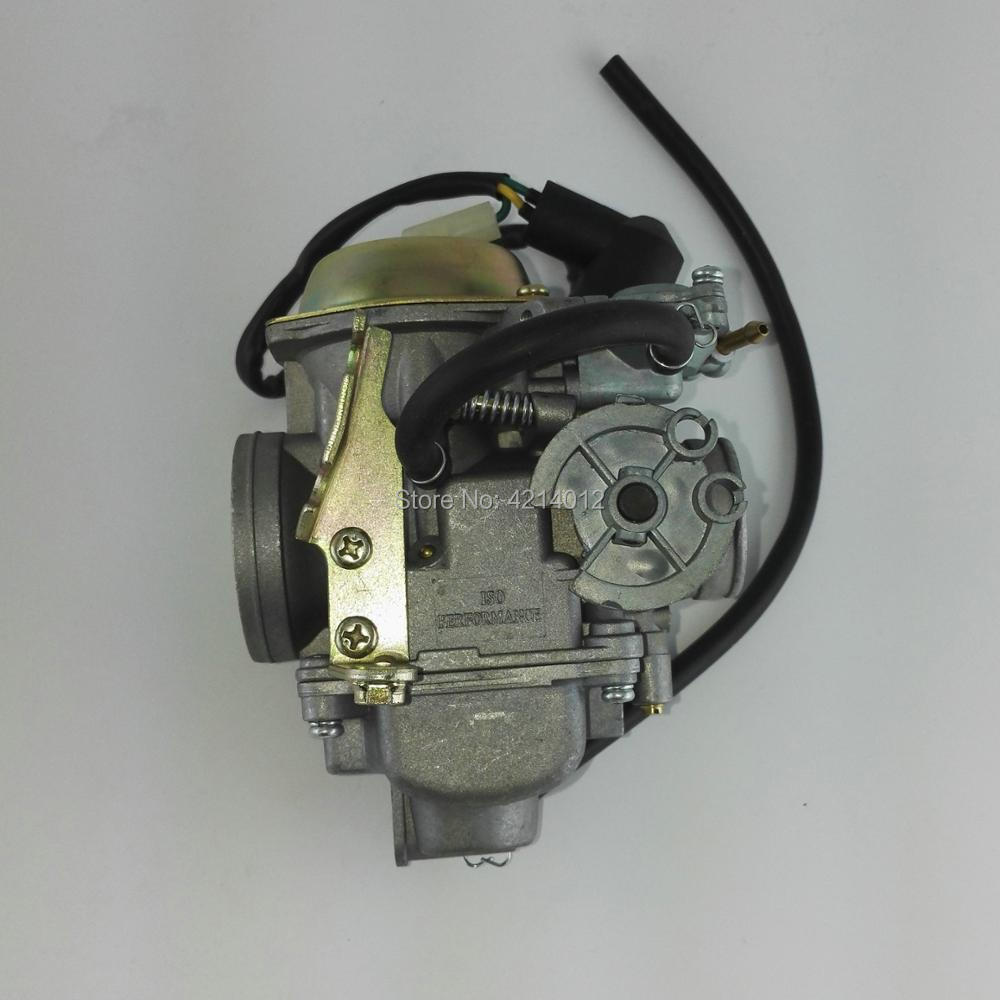 Image 2 - 30mm Carburetor PD30J for 250cc water cooling Scooter ATV QUAD 172MM CF250 CH250 CN250 HELIX Qlink Commuter 250 Roketa MC54 250B-in Carburetor from Automobiles & Motorcycles