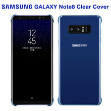 SAMSUNG Original Stealth PC Mobile Phone Cover for Samsung Note 8 N9500 N950F NOTE8 Shockproof Case Soft Shell 5 Colors