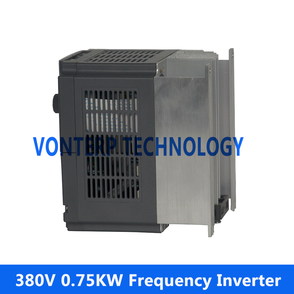380v 3 Phase Motor Ac Drive Frequency Inverter