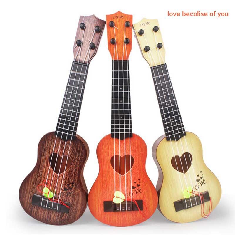 musical instrument loving ukrainian simulation guitar learning education mini four strings can. Black Bedroom Furniture Sets. Home Design Ideas
