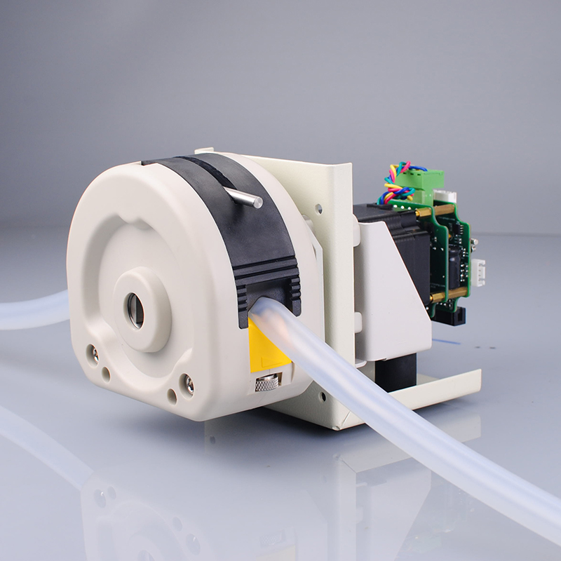 Free shipping ODM308 KZ25 Peristaltic pump with Stepper motor and control board