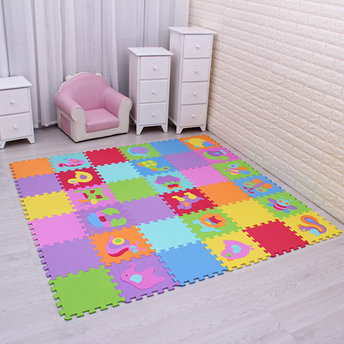 36pcs pattern solidc