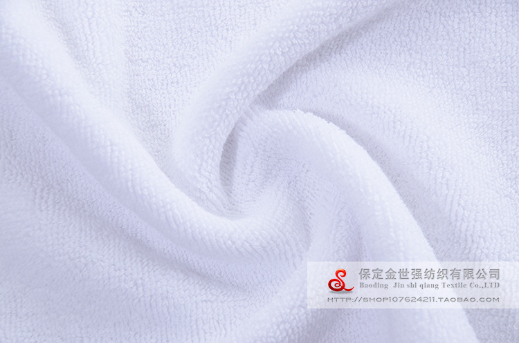 Image 5 - Hotel Towel Gift white towel Cotton Towel lint white towel towel movement hotel fire India logo wholesale manufacturers-in Storage Bags from Home & Garden