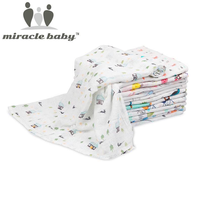 Muslin 100% Cotton Baby Blanket Swaddles For Newborn Soft Blankets Bath Gauze Infant Wrap Sleepsack Stroller Cover Play Mat