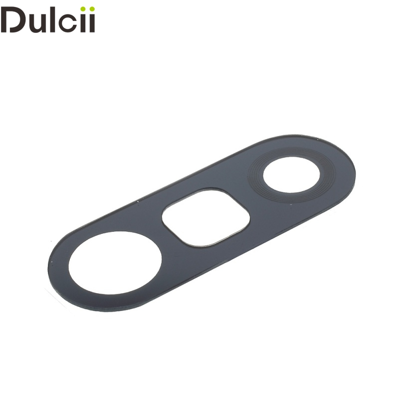 Dulcii Mobile Phone Parts for LG G 5 OEM for LG G5 Rear Camera Ring Glass Lens Cover Replacement
