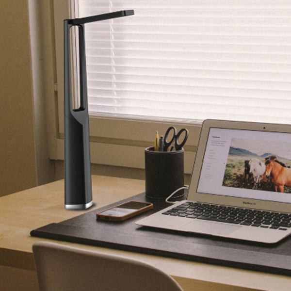 Portable Table Reading Light Rechargeable Battery Dimmable Led Desk Lamp with USB Power Bank динамико лонг 20 мг 1 табл
