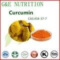 95% Natural Extrato Da Raiz de Cúrcuma Curcumina Em Pó 100g