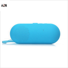 цена на AZN X3-HID Pills Wireless Bluetooth Speaker Mini Stereo Outdoor Portable Card Subwoofer
