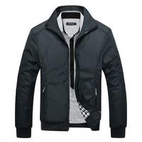 Черные Тонкие Модели Куртки 2015 Новая Горячая Продажи Моды Европейский Стиль мужские Куртки Тонкий Слой Черный Тонкие Модели Куртки