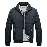 Black Thin Models Jacket 2015 New Hot Selling Fashion European Style Men S Jackets Slim Coat