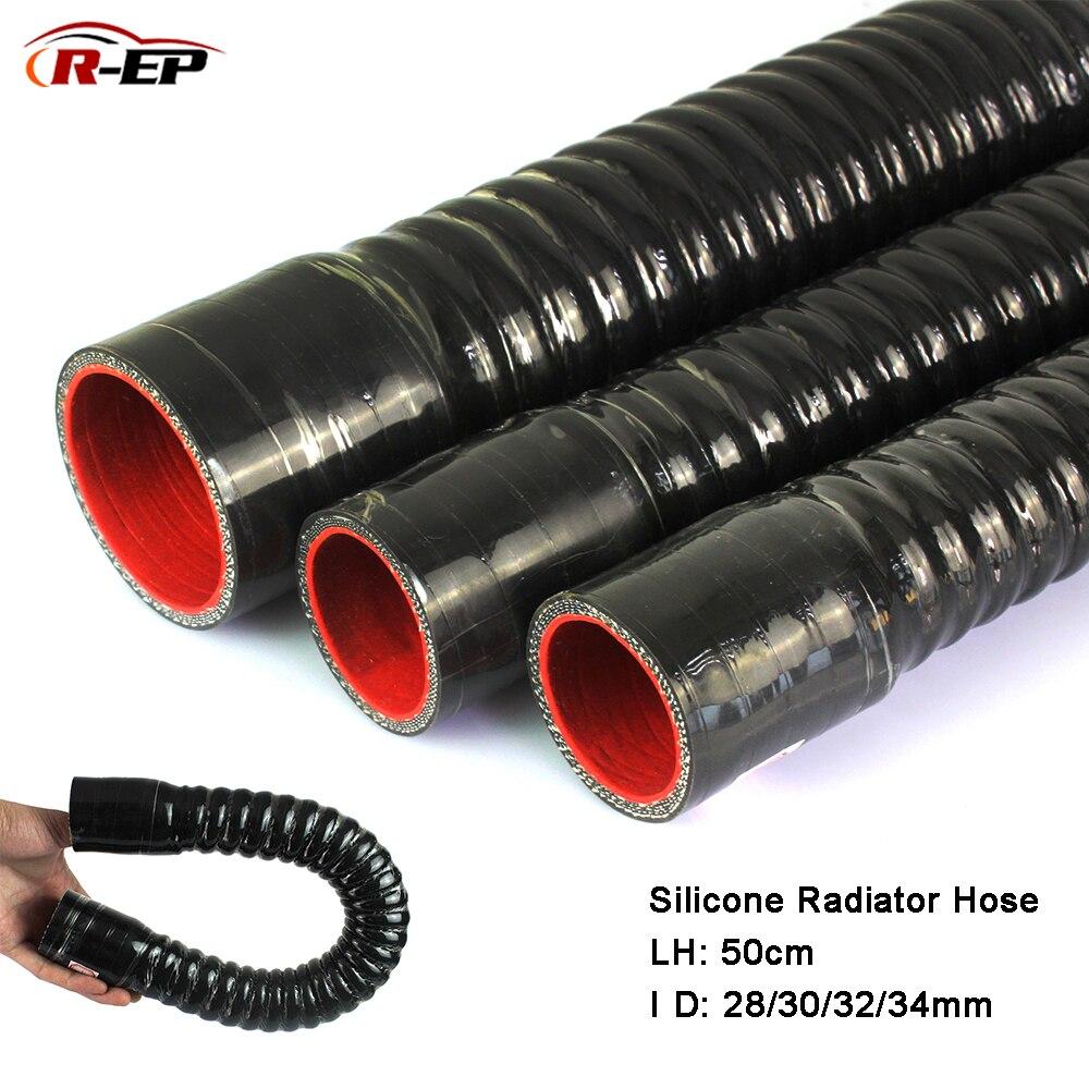 Mangueira Flexível de Silicone ID 28 R-EP 30 32 34mm para o Tubo Do Radiador para a Entrada De Ar de Alta Pressão de Água de Borracha joiner Cachimbo