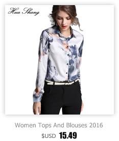 3d8627d30e Women Chiffon Blouse Fashion Casual Long Sleeve Turn Down Collar Geometric  Print Office Shirts Women Tops Clothing Plus Size