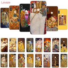 Lavaza Kiss by Gustav Klimt Design Hard Phone Case for Huawei Mate 10 20 P10 P20 P30 Lite Pro P Smart 2019 Honor 8x Cover