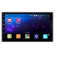 1 2 Din Android 4 4 Car DVD MP3 MP4 Player TFT 3G Wifi GPS Bluetooth
