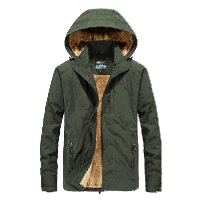 Tenue de ville maillot de pêche homme velours et épais alpinisme costumes imperméable respirant veste homme pêche Daiwa