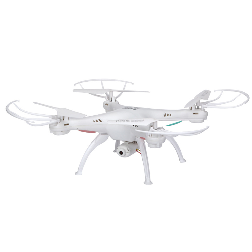 Hot Selling L15W 4CH HD Camera WiFi FPV 2 4G 6 axis Gyro RC Quadcopter Altitude