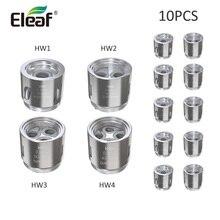 10 шт. оригинальные катушки Eleaf HW 0.2ohm 0.3ohm 0.25ohm HW1 HW2 HW3 HW4 для Ikonn 220 Kit ELLO Mini или ELLO Mini XL Атомайзер