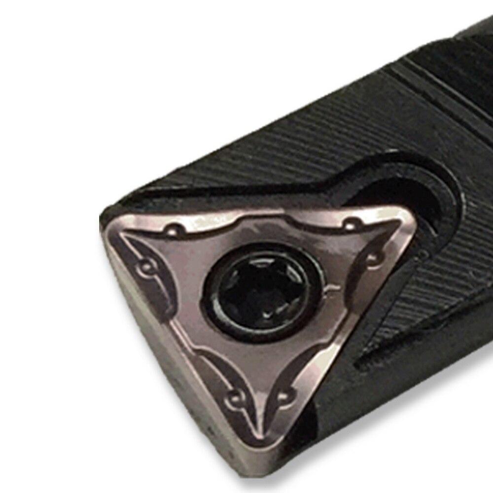 MZG 8mm 10mm 16mm 25mm STFCR09 Bar Foro Lavorazione di Tornitura Tornio CNC Vite Cutter In Acciaio di Serraggio bloccato Interno Bareno