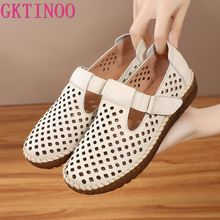 GKTINOO Handmade Women's Flats Shoes 202