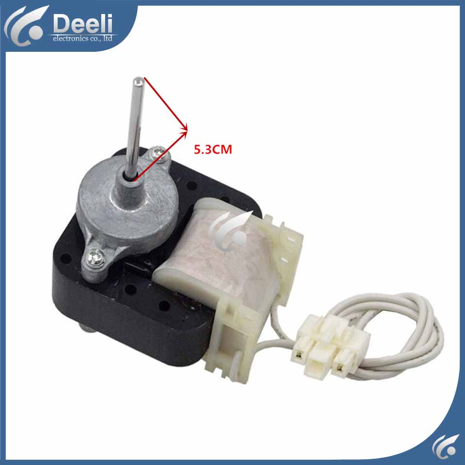 100% new for Fan motor for refrigerator freezer 4680JB1026F 4680JB1026E motor 12v 4kw new starter motor for ford f e series tg228000 8420