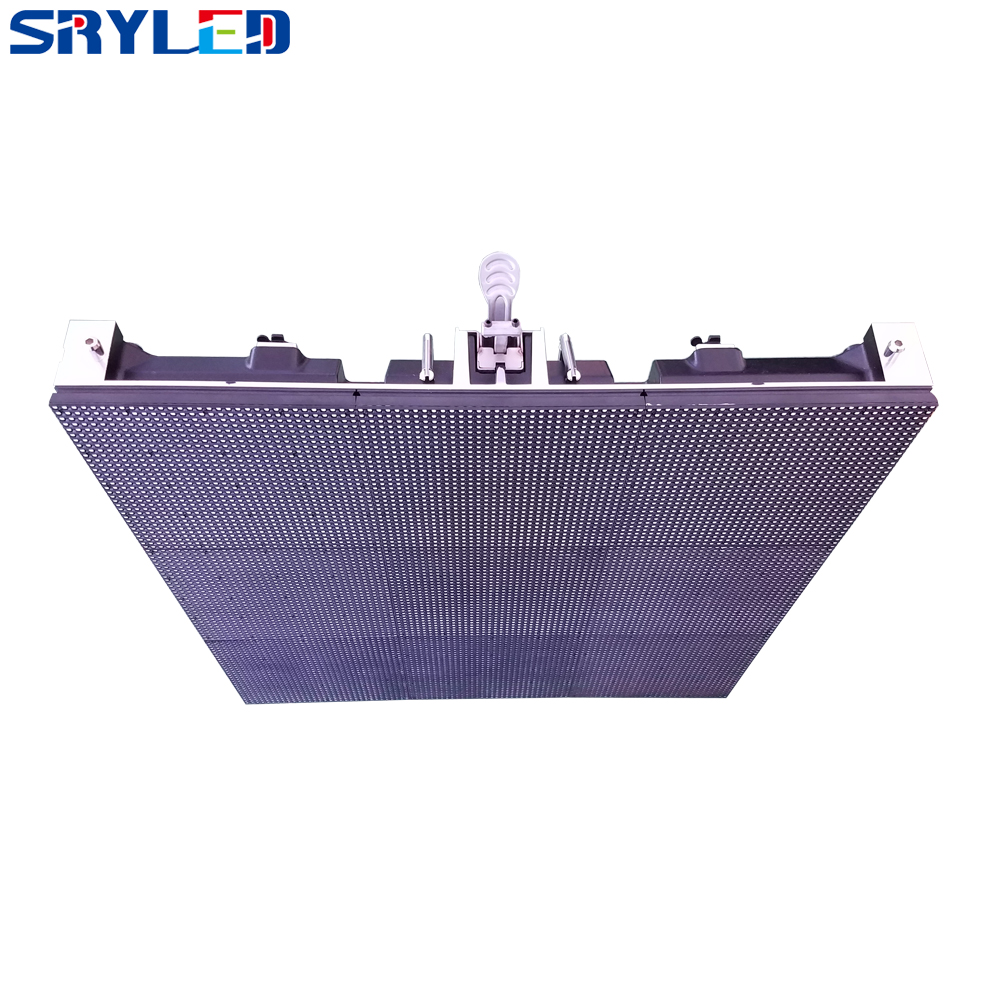 Super Light P6 Outdoor Waterproof 576mm x 576mm SMD3535 Full Color 1/8scan Die casting Aluminum LED Cabinet/Panel