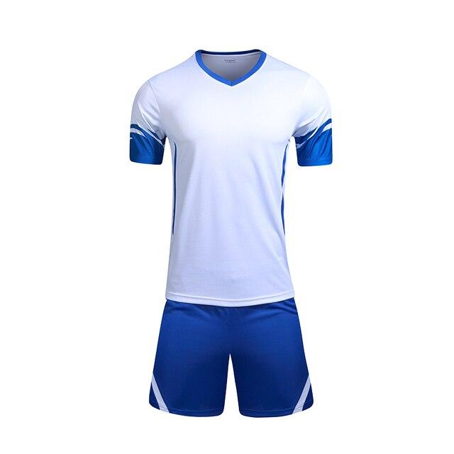 Los hombres de alta calidad de fútbol Jersey traje personalizado equipo de formación de fútbol camiseta de fútbol camisas