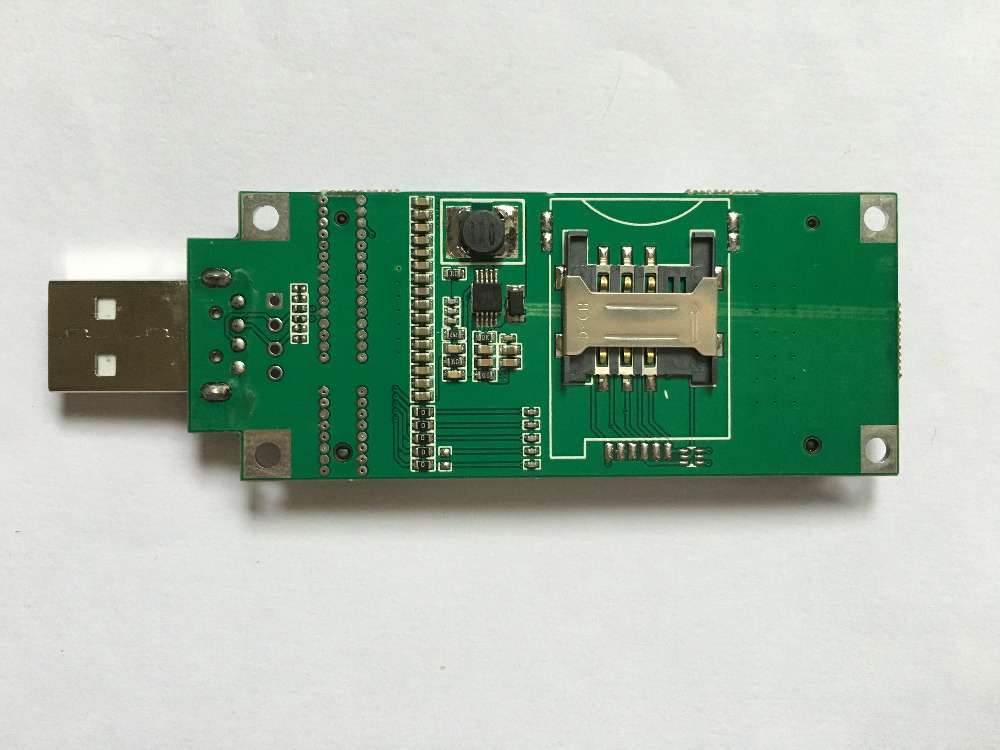 Товар Mini PCI-Express to USB Adapter with SIM/UIM Card Slot for 3