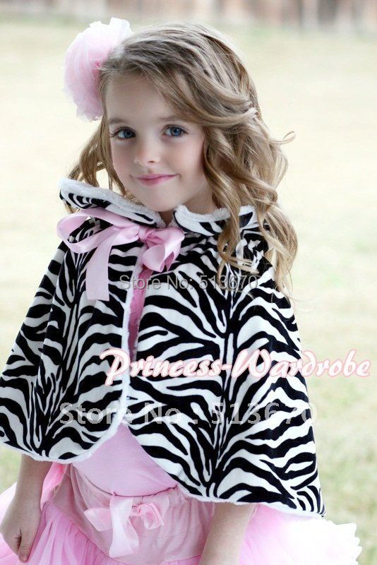 girls zebra coat Picture - More Detailed Picture about Pink Baby ...