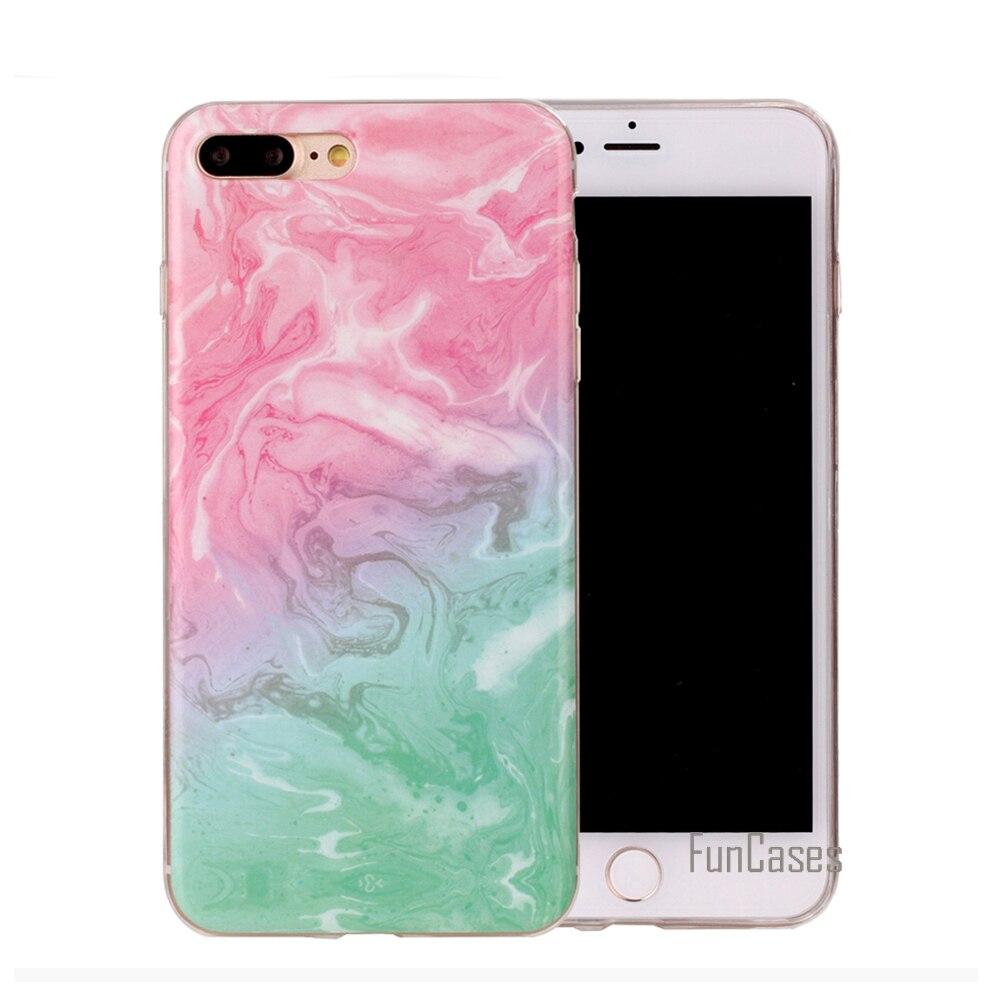 cover iphone 7 silicone colorato