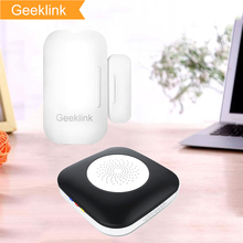 Geeklink Smart Home Automation Mini Host Door Sensor All Compatible Wifi Wireless Remote Control work With Google Home Alexa