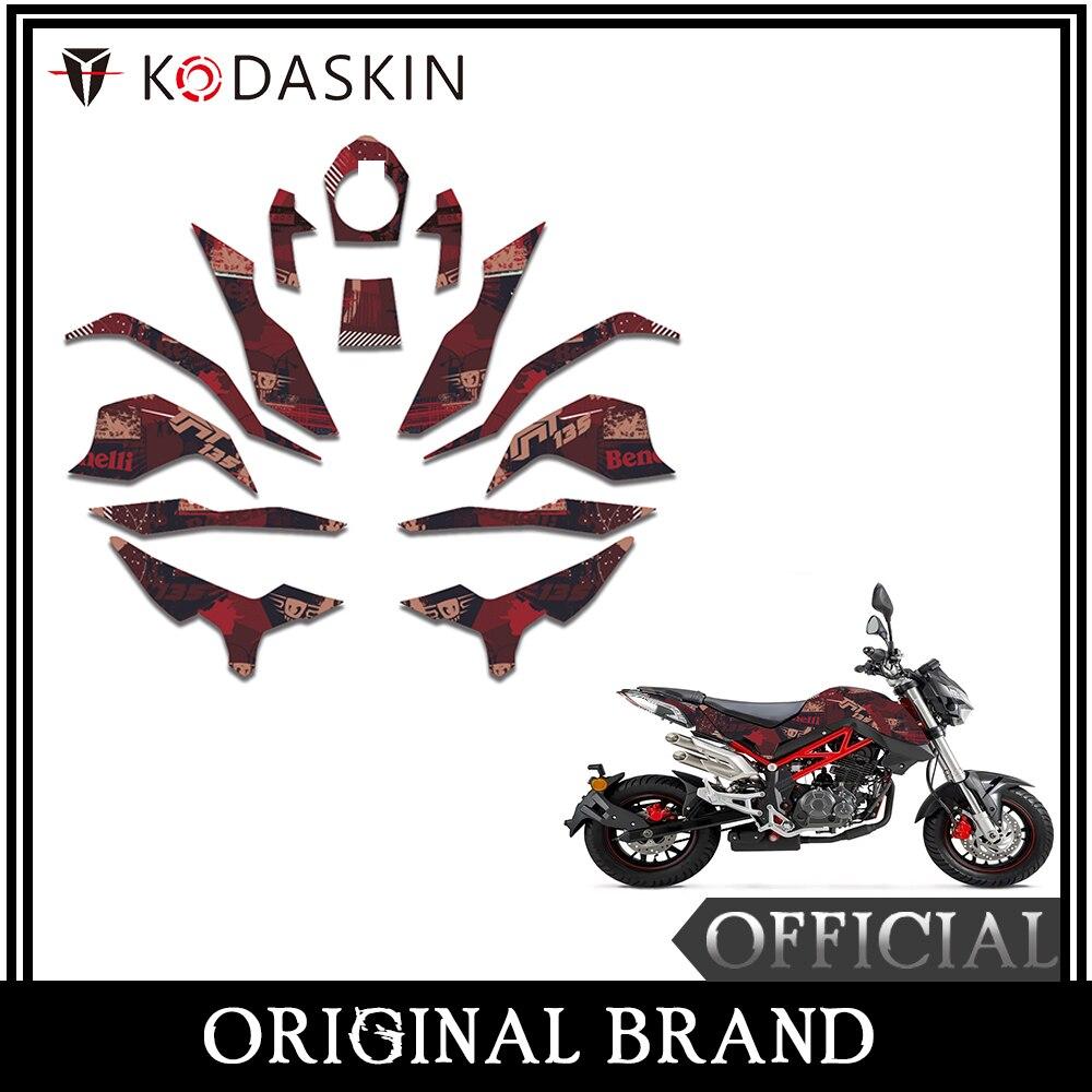 KODASKIN Motorcycle Body Decoration Sticker Decal  Emblem for Benelli TNT125 TNT135KODASKIN Motorcycle Body Decoration Sticker Decal  Emblem for Benelli TNT125 TNT135