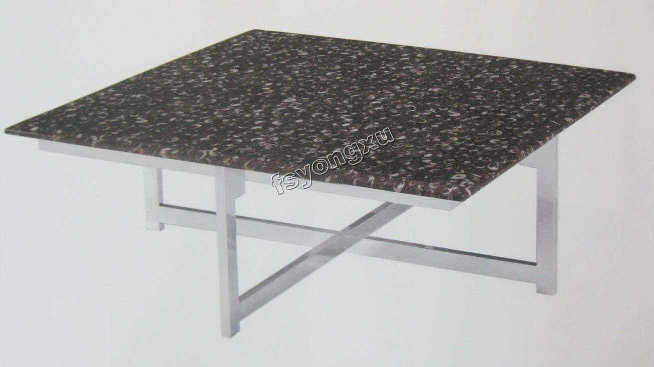 Marble Coffee Table Marble Top Table End Table Steel Base In Coffee Tables From Furniture On