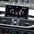 Adecuado Para Audi A1 A4 A5 A6 A7 A8 Q7 Q5 Q3 3G/3G + MMI Multimedia frente/Interfaz de Vídeo de la Cámara de Marcha Atrás