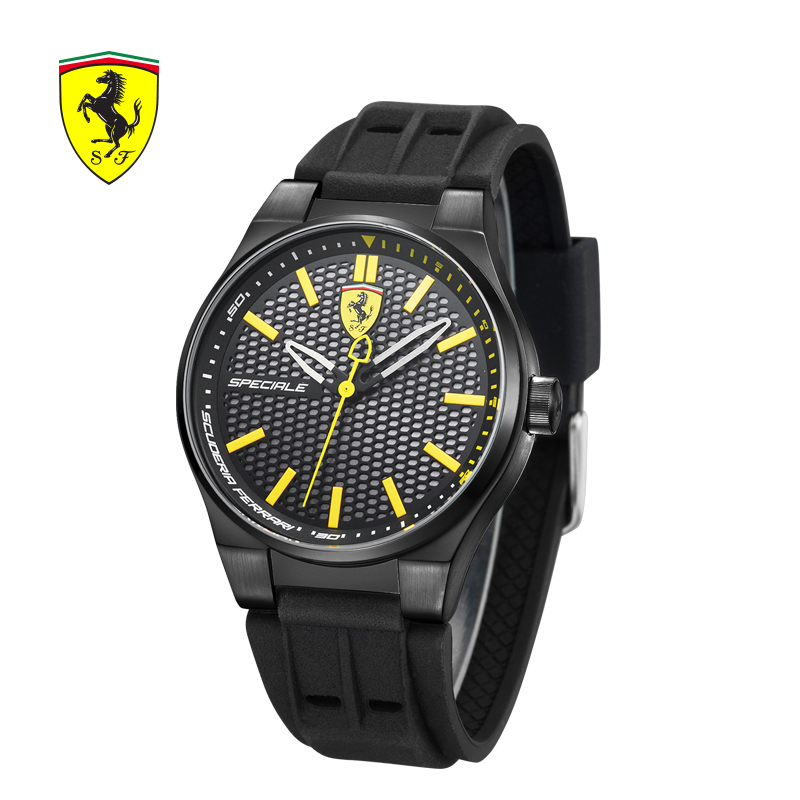 SCUDERIA FERRARI Brands Male Watch 2018 New Fashion Top Brand Business Casual Men's Watch Trend Waterproof Quartz Watch 0830354 new business casual watch trend fashion business couple watch