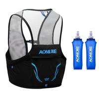 Lightweight Backpack Running Vest Nylon Bag Cycling Marathon Portable Ultralight Hiking 2.5L trail running accessories
