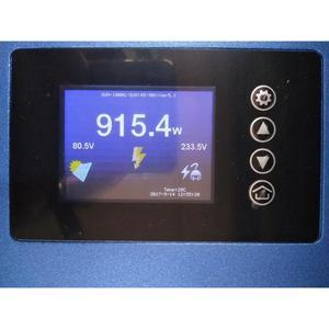 Image 4 - 2000W Grid Tie Solar Inverter mit Limiter für solar panels batterie hause PV auf grid verbunden 2KW