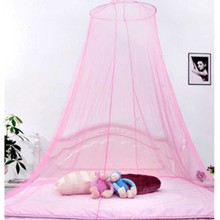 Round Hanging Dome Mosquito Net Large Summer Protective Net Mesh Princess Lace Classical Palace Mosquito Net Round Home Decor personal protective measures against mosquito borne diseases