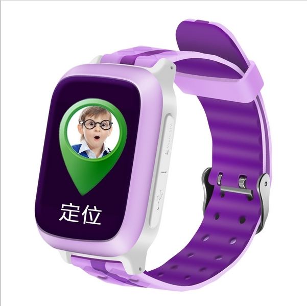NEW Children Security Anti Lost GPS Tracker smart watch IP67 Waterproof Kids SOS Emergency For Iphone&Android PK Q90 V7k