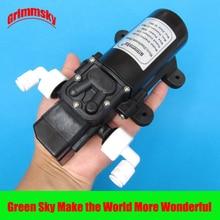3L/Min 30W 12v automatic water pressure booster pump
