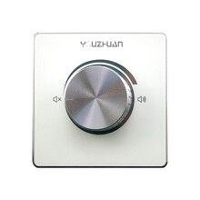 Nouveau Youzhuan YZ-30 Plafond Haut-Parleur Volume Contrôleur Impédance 86 Panneau Bouton De Réglage Amplificateur Volume Livraison Gratuite