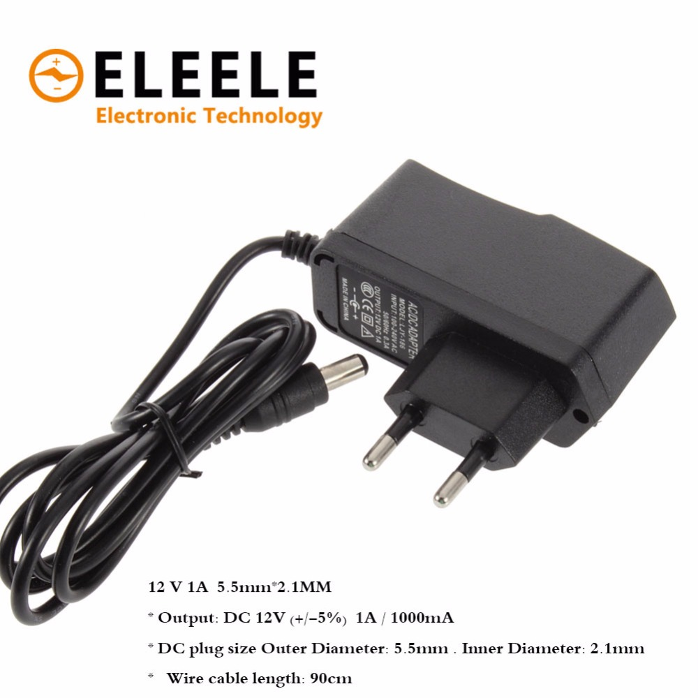 100-240V AC to DC Power Adapter Supply Charger adapter 5V 12V 1A 2A US EU Plug 5.5mm x 2.5mm for Switch LED Strip Lamp PN35 19v 9 5a 19 5v 9 2a ac adapter tpc ba50 power charger for hp 200 5000 200 5100 200 5200 aio envy 23 1000 23 c000 23 c100 23 c200