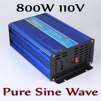 New Design 800W Inverter 110V DC To AC 110V Or 230V With 1600W Surge Power 800W